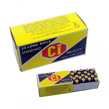 CI Standard Velocity 22 LR