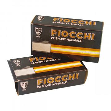 Balles Fiocchi cal. 22 Short (22 court) x 50