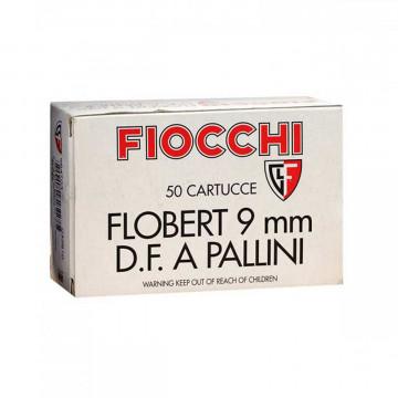 Fiocchi Flobert 9mm jachtgeweer patronen (per 50)