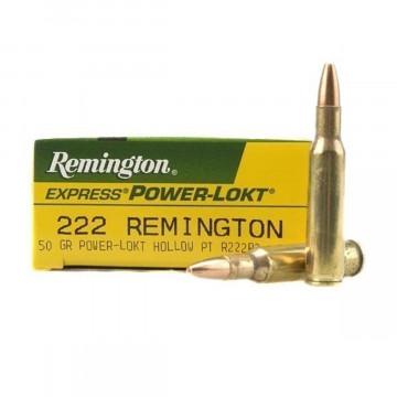 Remington .222 Remington 50gr PSP (20 pcs)