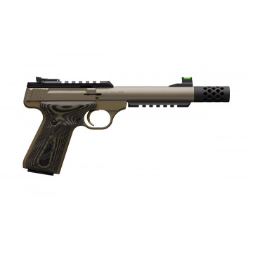 Browning Buck Mark Plus Cerakote FDE